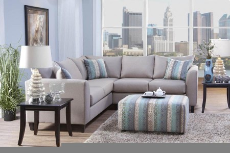 Hau Furniture Living Room Sectionals