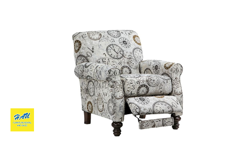 TIMELESS PATINA RECLINING ACCENT CHAIR