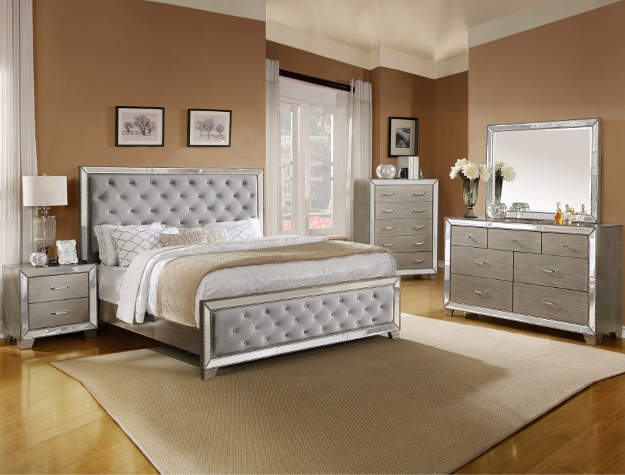 *NEW ARRIVALS* COSETTE BEDROOM SET