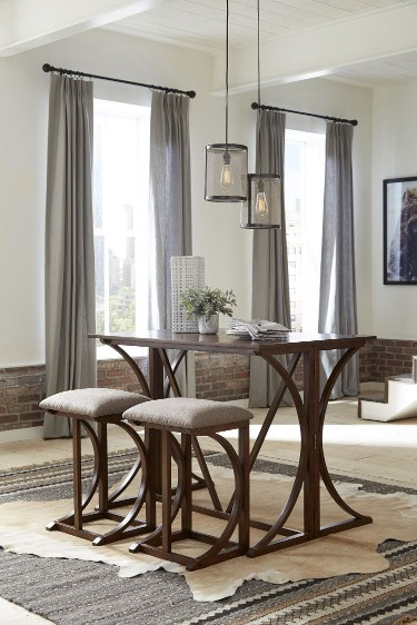 Brentwood Folding Table