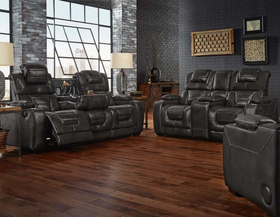 DESERT ECLIPSE POWER MOTION SOFA & LOVESEAT SET $2499