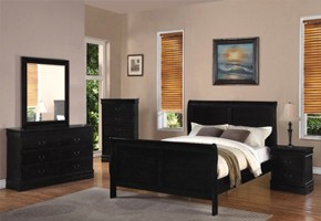 Executive Bedroom Set - HAU Furniture