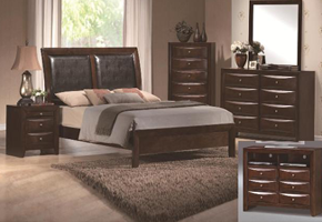 Luxury Bedroom Set - HAU Furniture